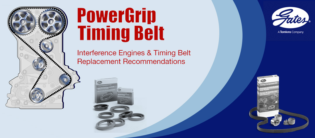 Power grip & timming belt
